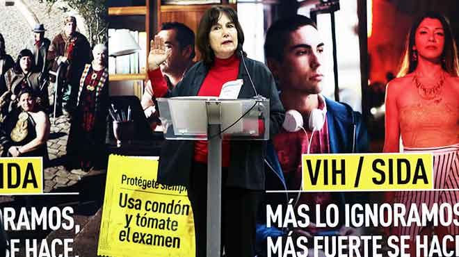 Carmen Castillo, ministra de Salud de Chile