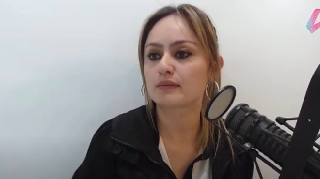 Carola Cedillo, infect�loga pediatra.