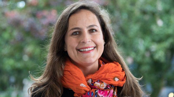 Carolina Zambrano, directora del programa Todos los Ojos en la Amazon�a.