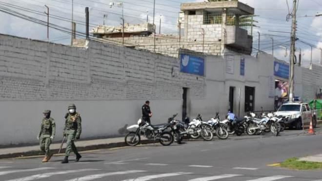 Centro de Rehabilitaci�n Social de Ambato.