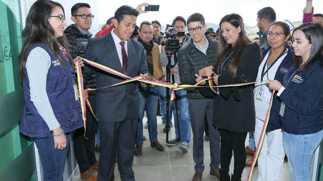 Centro de Salud Tipo B en Guangaje