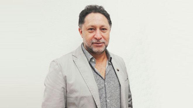 C�sar Paz y Mi�o, director del CIGG.