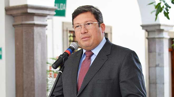 C�sar Navas, ministro del Interior