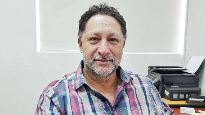 C�sar Paz y Mi�o, director del CIGG de la UTE.