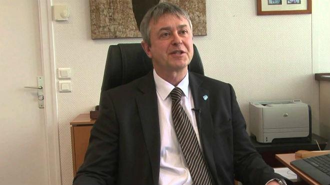 Christopher Wild, director de la Agencia Internacional de Investigaci�n del C�ncer.