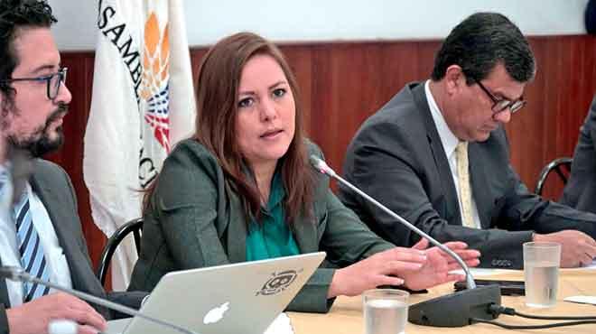 La Comisión de Fiscalización ha iniciado la revisión y debate del informe borrador de este proceso.
