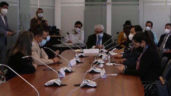 La Comisi�n de Salud es integrada por nueve asamble�stas.