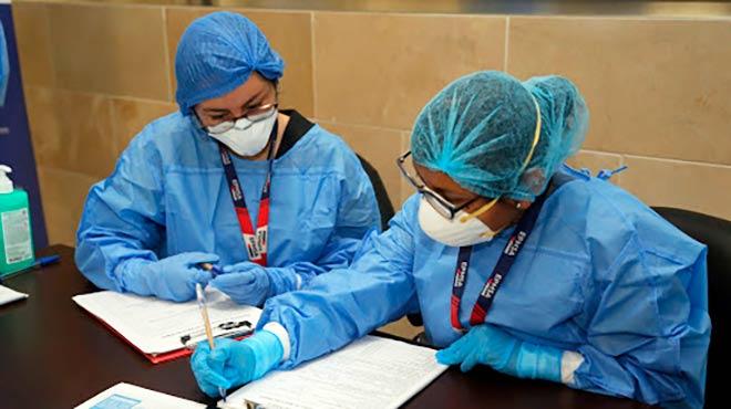 El MSP hace un llamado a mantener la calma y cumplir con medidas sanitarias de prevenci�n.