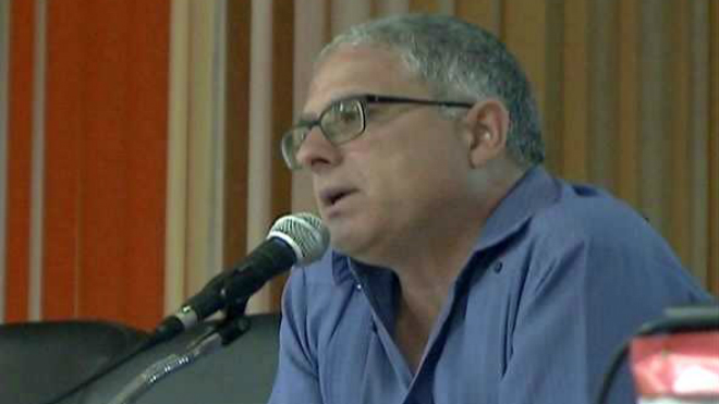Christian Morales, representante de OPS en Cuba.