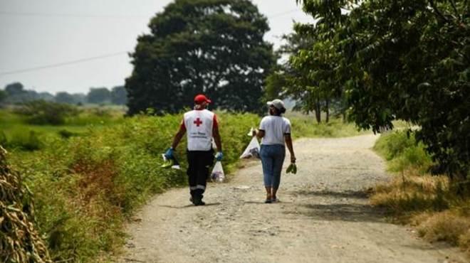 La institución cuenta con más de 7.500 voluntarios a nivel nacional.