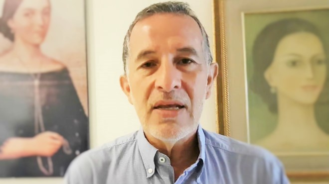 Juan Cuvi, investigador.