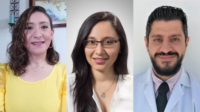Elizabeth Hern�ndez Portilla, Maira Alejandra Le�n Solarte y Felipe Moreno-Piedrahita Hern�ndez.