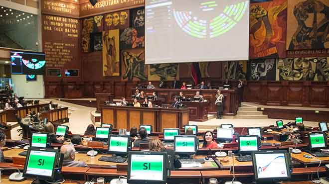 El Pleno de la Asamblea ha aprobado una resoluci�n.