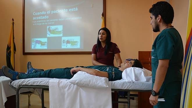 Hospital General de Macas realiza conferencias sobre este tipo de pr�cticas m�dicas.