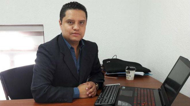 Daniel Simancas-Racines, coordinador del posgrado de Epidemiolog�a e Investigaci�n en Salud de la Universidad UTE.
