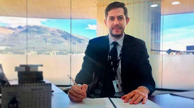 Daniel Soto, director de DS Legal Group Ecuador