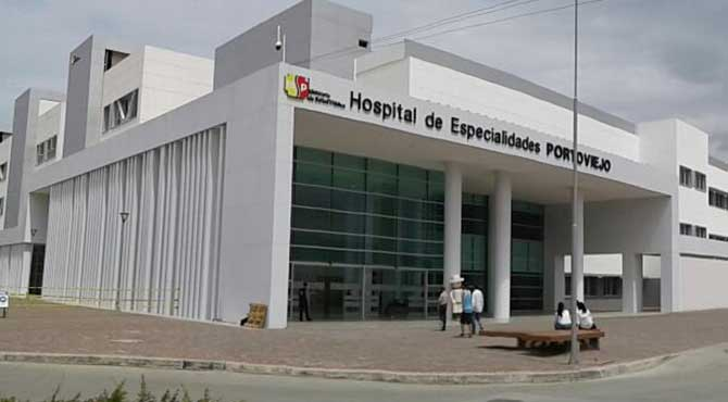 Hospital de Especialidades Portoviejo.