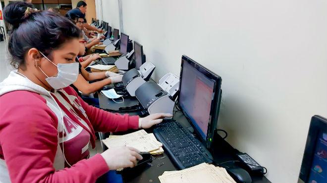 IESS Guayas depura, organiza y digitaliza los archivos.