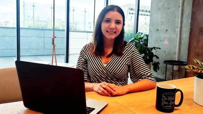 Emilia Salazar, directora regional de Doctoranytime.