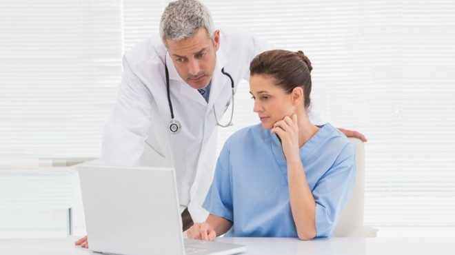 El 90 por ciento de los pacientes está en Internet.
