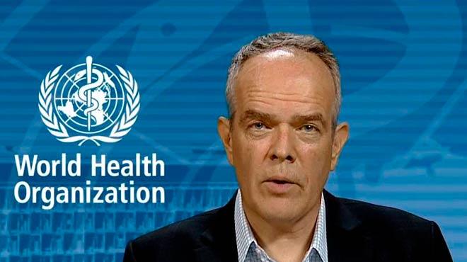 Etienne Krug, director del Departamento de Enfermedades No Transmisibles en la OMS.