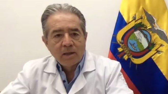 Juan Carlos Zevallos, ministerio de Salud.