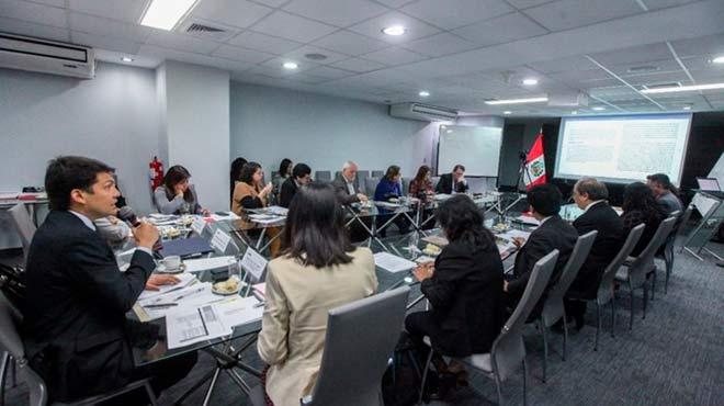 Autoridades peruanas lideraron la VII Reuni�n de Altas Autoridades del Eje de Asuntos Sociales y Culturales Per� ? Ecuador 2019.