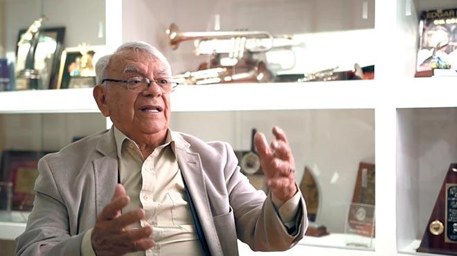 Edgar Augusto Palacios, presidente de la Fundaci�n Cultural Edgar Palacios.