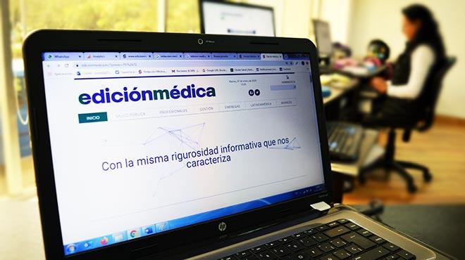 Edici�n M�dica contin�a aportando a la comunidad ecuatoriana con las noticias m�s destacadas del sector salud.