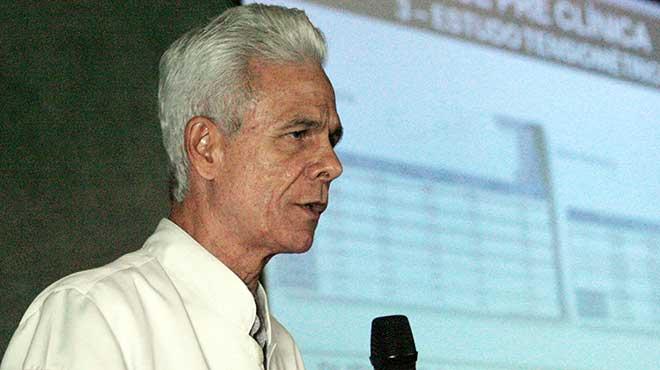 Edmar Maciel, director del Instituto de Apoyo al Quemado.