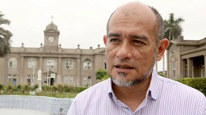 Eduardo Matos, jefe del Servicio de Infectolog�a del Hospital Nacional Arzobispo Loayza
