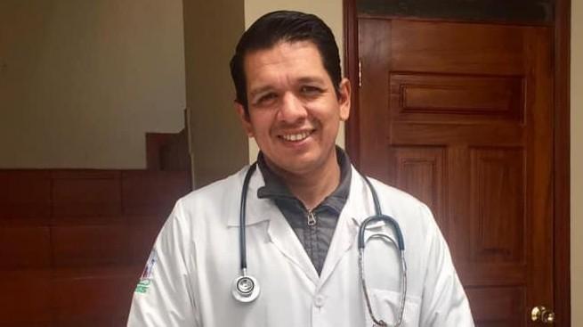 Edy Quizhpe, docente investigador de la USFQ.