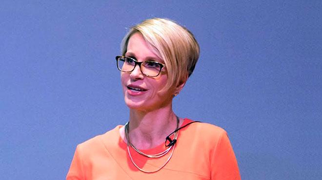 Emma Walmsley, directora general de GSK.