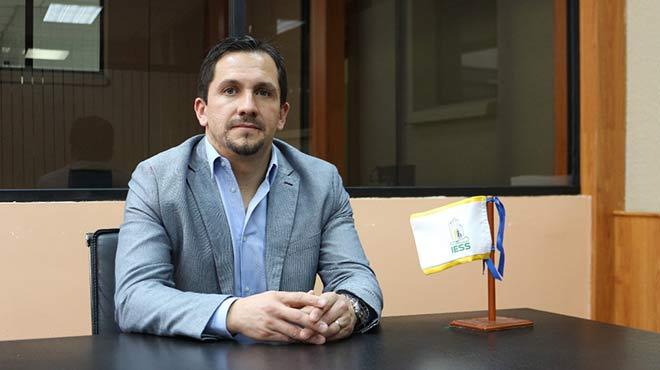 Enrique Maldonado, ur�logo del HJCA.