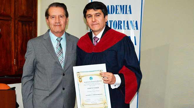Luis Pacheco y Enrique Ter�n.