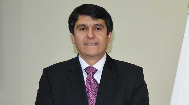 Enrique Ter�n, profesor de Farmacolog�a de la USFQ