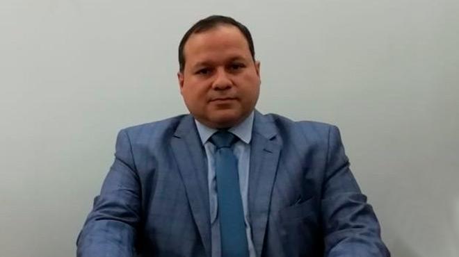 Ernesto Carrasco, presidente de la Federaci�n M�dica Ecuatoriana.