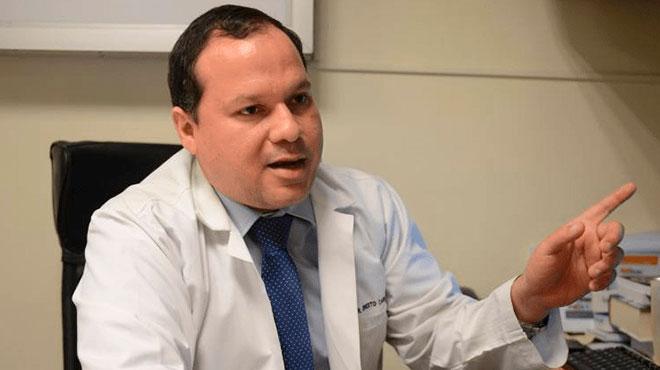 Ernesto Carrasco, presidente de la FME.