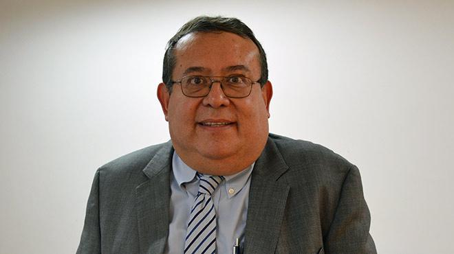 Fuad Terán, expresidente de la Sociedad Ecuatoriana de Reumatología.