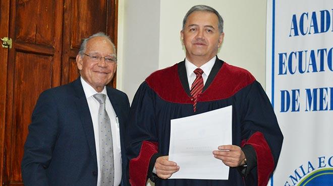 Reinaldo P�ez y Fabricio Gonz�lez.