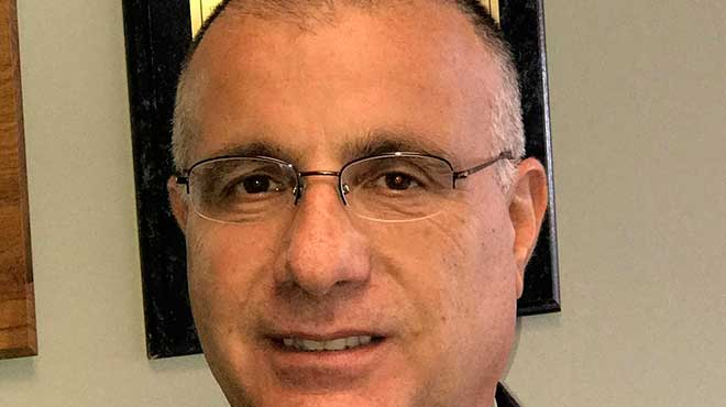 Farshad Guirakhoo, director cient�fico de GeoVax.