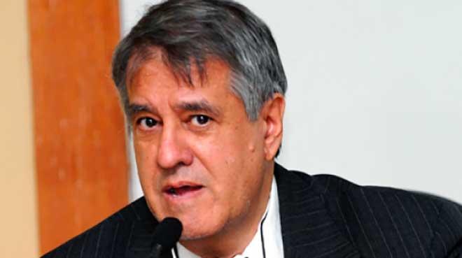 Felix Rigoli, especialista en sistemas y servicios de salud del  ISAGS.