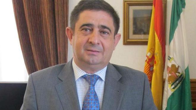 Francisco Reyes, presidente de la Diputaci�n de Ja�n.