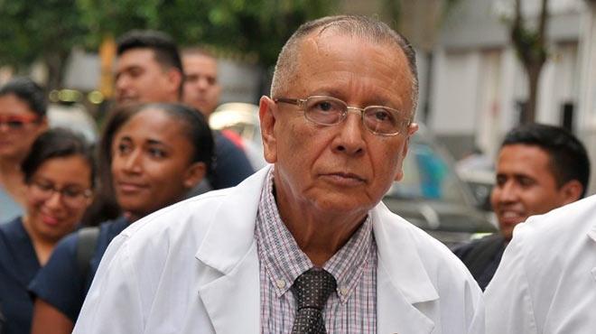 Francisco Plaza, coordinador de Fumcoradt.