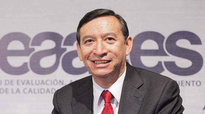Francisco Cadena Villota, presidente Ceaaces.