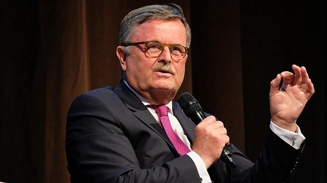 Frank Ulrich Montgomery, presidente del consejo de la AMM.