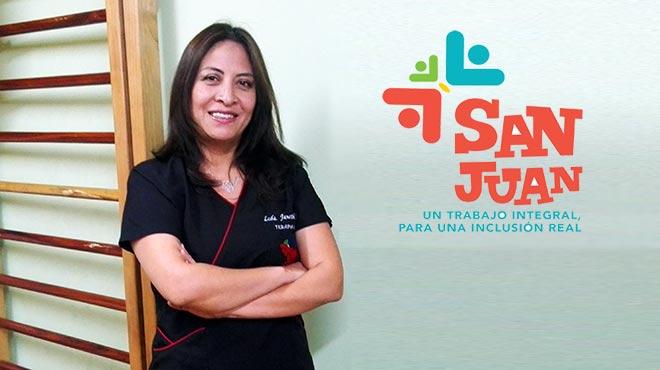 Janneth D�valos, Fundaci�n Centro San Juan de Jerusal�n.