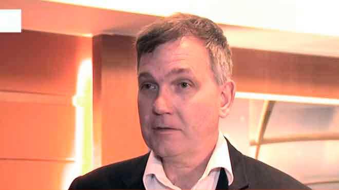 Gavin Giovannoni, director de Neurolog�a del Instituto Blizard (Barts) y de la Escuela de Medicina y Odontolog�a de Londres.