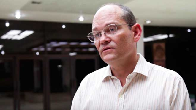 Gerardo Guill�n, director investigaciones biom�dicas CIGB