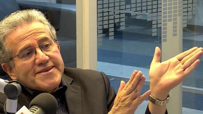 Germ�n Rodas, coordinador de la CNA.